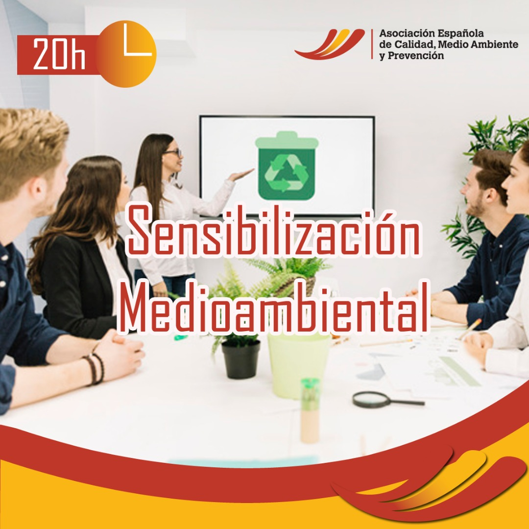 Curso de Módulo de Sensibilización Medioambiental