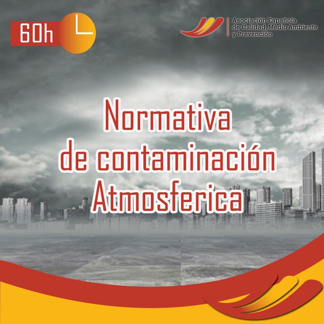 Curso de Normativa de Contaminación Atmosférica