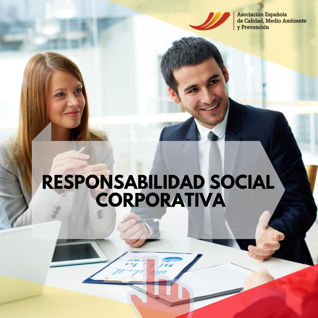 Técnico Superior en Gestión de la Responsabilidad Social Corporativa ISO 26000